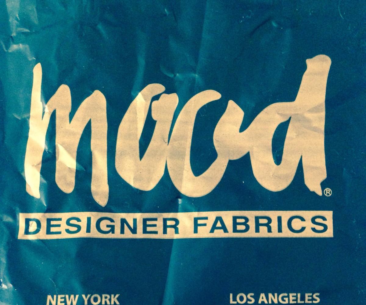 Mood Fabrics, New York: a cautionary tale | gingerella