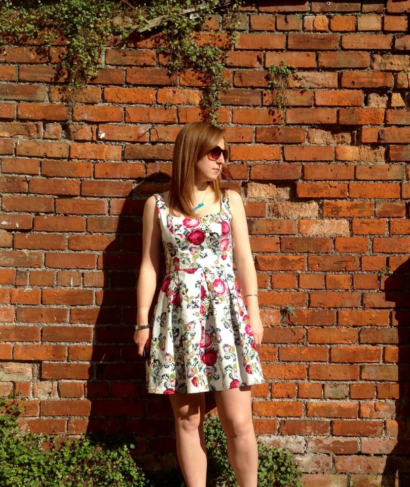 By Hand London Kim and Zeena Dress