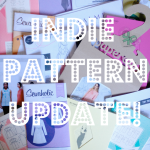 Diary of a Chain Stitcher   Indie Pattern Update