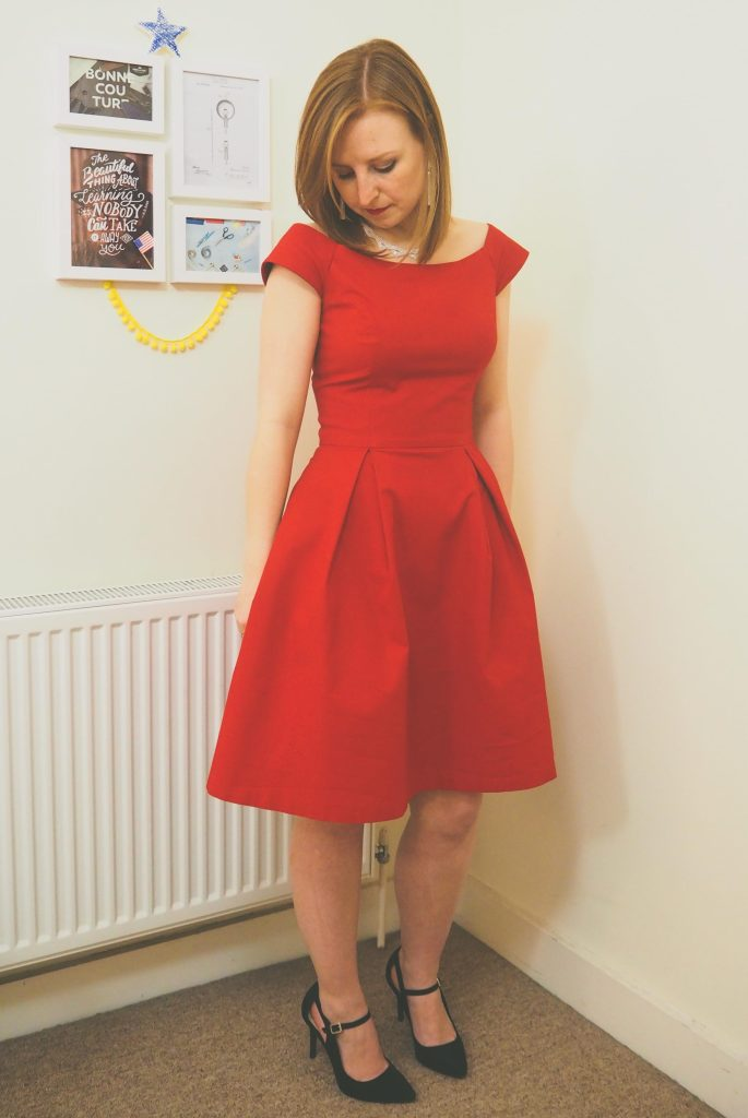 The Little Red Dress Project