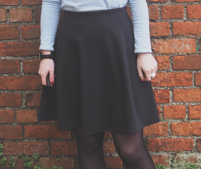 Seamwork Margo Circle Skirt