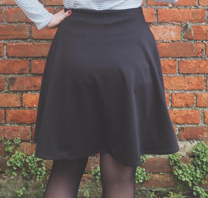 Seamwork Margo Circle Skirt